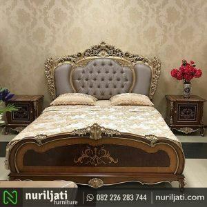 Set Tempat Tidur Ukir Mewah Cholilah