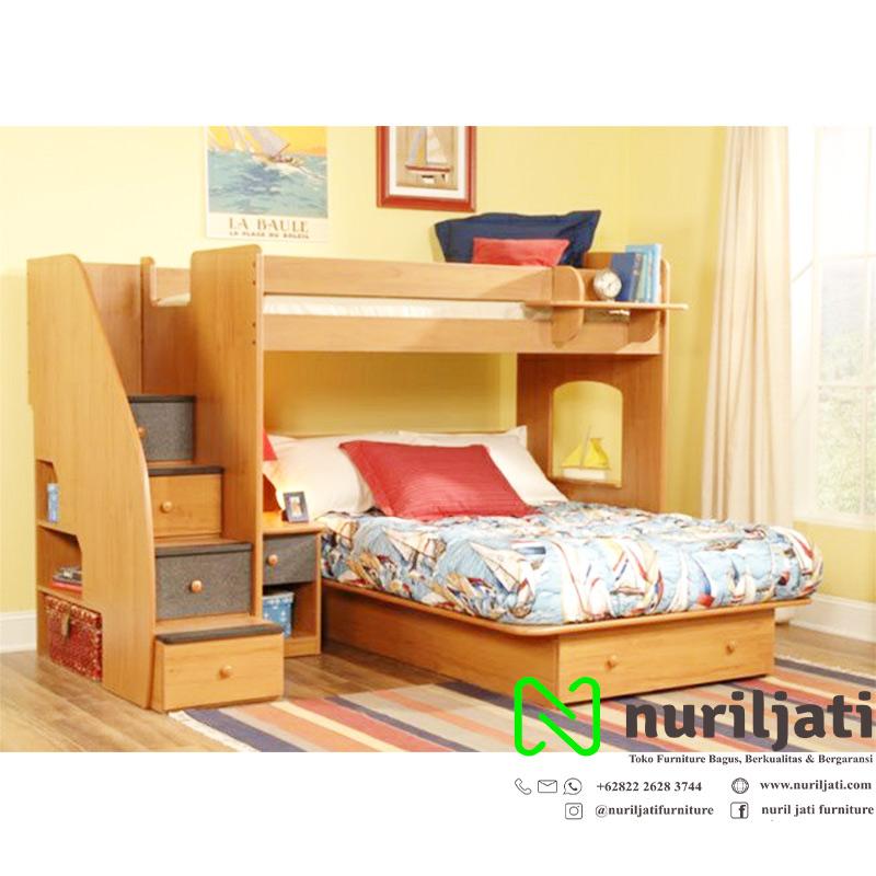 Tempat Tidur Anak Model Tingkat Minimalis
