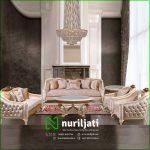 Kursi Sofa Tamu Sultan Andara Mewah Di Jepara