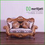 Kursi Tamu Sofa Ukir Mewah Di Jepara Terbaru