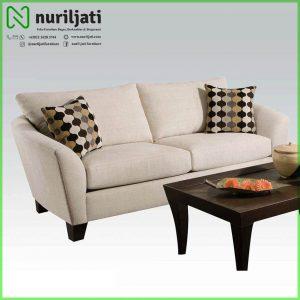 Detail Set Kursi Sofa Tamu Modern Kayu Jati 01
